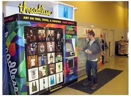 T Shirt Vending Machine New Threadless Tshirt Vending Machine Vending Pinterest Vending