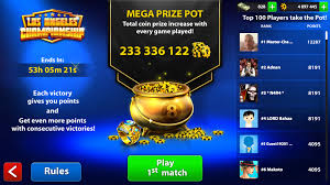 The La Championship Is Coming To 8 Ball Pool The Miniclip Blog
