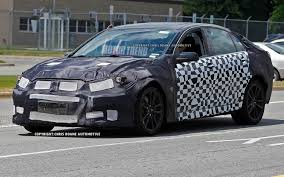 Spied! 2014 Chevrolet SS Performance Sedan Caught Testing
