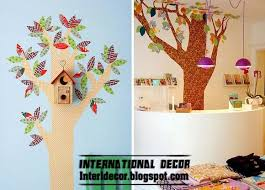 wall decoration ideas for toddler room