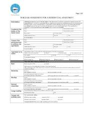 Apartment Sublease Template 12 Sublease Agreement Examples Pdf Doc Examples
