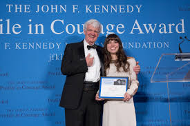 winning essay by jamie baer john f kennedy presidential  jamie baer first place winner of the 2013 profile in courage essay contest and