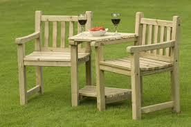garden wooden outdoor chairs