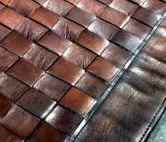... leather carpets are back in fashion aspen design rug naturtex ...