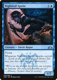 Standard Mono Blue Revisited Spikes
