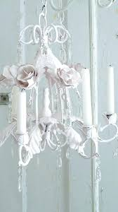 faux shabby chic tole chandelier of target