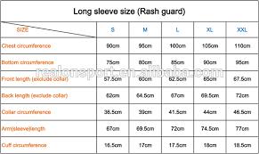 Shoyoroll Size Chart