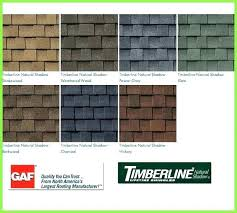 Shingle Color Chart Gaf Shingle Colors Roofing Colors Shingles Shingle Color