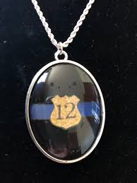 new police custom women s pendant and necklace