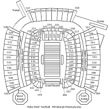 Detailed Seating Chart For Lambeau Field Lambeau Field Seating Chart Green Bay Packers Stadium