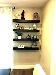 marvelous wood corner shelf wood shelf for bathroom floating shelves in bathroom floating shelves for bathrooms