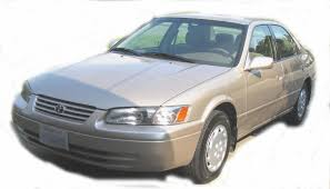 1998 Toyota Camry - Information and photos - ZombieDrive