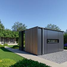 office garden pod. Our Open Plan Lite Pods Are A Stylish Garden Studio With The Flexibility For Various Uses Including Home Office Or Music Room. Pod