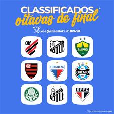 Copa do Brasil - CLASSIFICADOS! 💚💛 Restam duas vagas para...