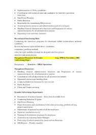 senior executive resume senior manager resume employees 6 senior executive resume samples