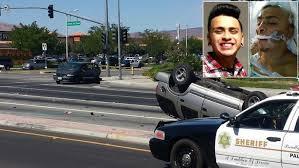Teen car crash stories