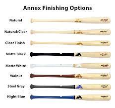 Annex Wood Bat Size Chart Guide Tips Juliet Rose Medium