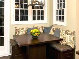 kitchen table with built in bench. Kitchen Table With Built In Bench Image Of Traditional Corner Seating Storage Decorating . O