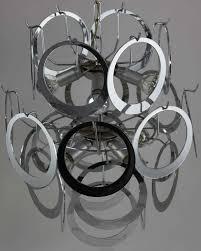 Deckenlampe Retro Sputnik 60 70 Er Jahre Deckenlampen