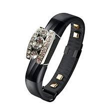 Jawbone Up3 Size Chart Amazon Com Fashion Fitness Band Bling Jewelry Accessory