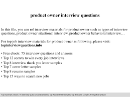 product owner cover letters product owner interview questions 1 638 jpg cb 1409953723