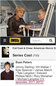 best ideas about evan peters imdb evan peters hot rumor imdb inadvertently revealed evan peters will be playing michael langdon tate langdon s
