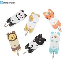 Cute Coat Racks Doreen Box Wood Cute Wall Hook Hanger Clothes Hat Coat Rack Home 42