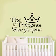 Princess Wall Decorations Bedrooms Online Get Cheap Bedroom Wall Decor Aliexpresscom Alibaba Group