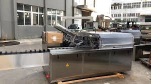Automatic Cartoning Packing Machine ...