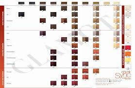 Matrix Socolor Shade Chart Matrix Socolor Swatch Chart