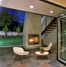 Modern Outdoor Fireplace Designs San Francisco Modern Outdoor Fireplace Patio Contemporary