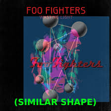 Foo Fighters Walk Wasting Light Lyrics I Noticed A Similarity Between The Colour And The Shape And