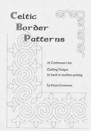 Free Machine Quilting Stencils | Celtic Border Patterns | Quilting ... & Free Machine Quilting Stencils | Celtic Border Patterns Adamdwight.com