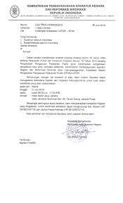 Dan dapat dibagi atas surat niaga internal dan surat niaga eksternal. Kementerian Pendayagunaan Aparatur Negara Dan Reformasi Birokrasi Surat Sekretaris Kementerian Panrb Tentang Undangan Sosialisasi Lapor Sp4n Kamis 21 Juli 2016