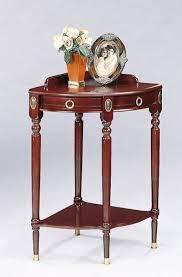 telephone console table. beautiful corner console table / telephone stand telephone console table e