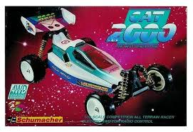 Image result for vintage schumacher cat 2000