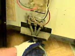 replace the power cord on an electric stove 3 screw terminals replace the power cord on an electric stove 3 screw terminals