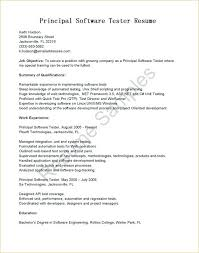 Qa Tester Resume With 5 Years Experience Manual Testing Resume ...