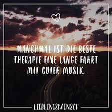 Manchmal Ist Die Beste Therapie Eine Lange Fahrt Mit Guter Musik