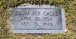 Zola Zelma Nix Cagle (1904-1949) - Find A Grave Memorial