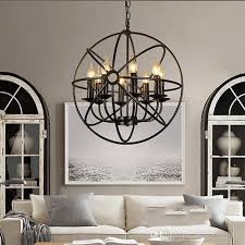 warehouse style lighting. discount retro indoor lighting vintage pendant light led lights rusty kinds iron cage lampshade warehouse style fixture semi flush ceiling