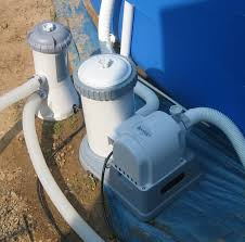 intex 1000 gph pump vs 2500 gph is like night and day know i kind of understand what a more powerful pump does to the water it doesn t just move it it churns it