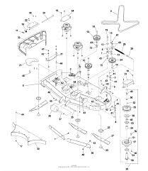 44 deck diagram