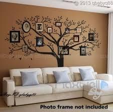 family living room wall decor lovely family tree vinyl wall decal popular family tree wall