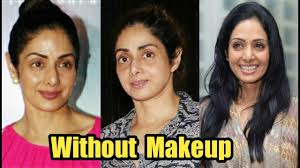 bollywood actress sridevi shocking look without makeup you won t believe