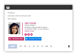work email signatures great email signatures resumess scanbite co