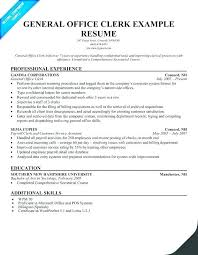 Maintenance Clerk Sample Resume Impressive Maintenance Clerk Sample Resume Colbroco