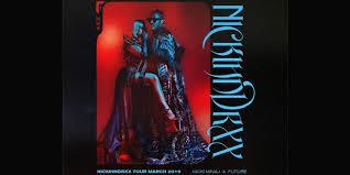 Kerrang Radio Chart Nicki Minaj Future Tickets Kerrang Radio Tickets