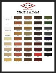 Kellys Shoe Cream Polish 1 55oz