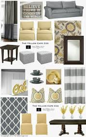 Grey And Yellow Living Room Design 25 Best Ideas About Yellow Living Rooms On Pinterest Yellow